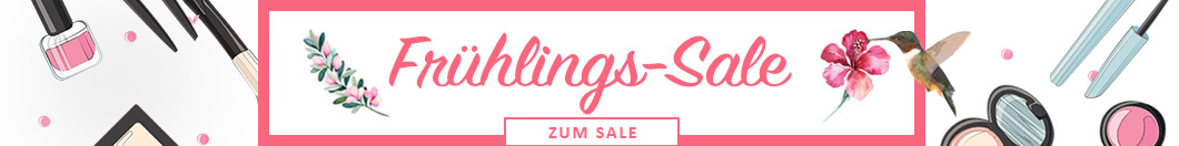 SALE Frühlings-SALE