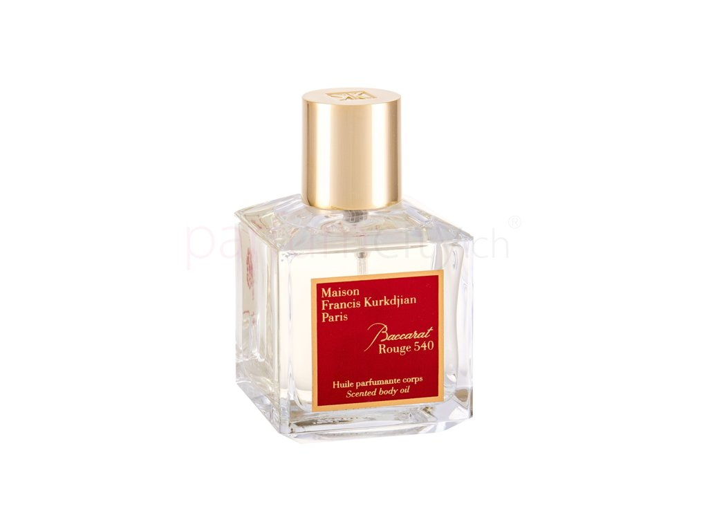 Maison Francis Kurkdjian Baccarat Rouge 20 Körperöl   Parfumcity.ch