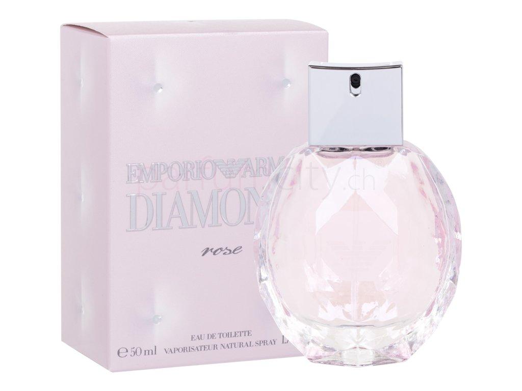 Toilette Emporio Giorgio De Diamonds Eau Parfumcity Armani ch Rose QsdxtrCh