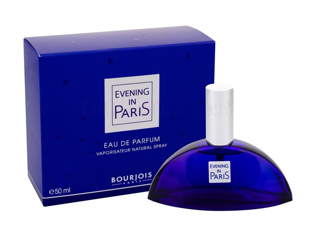 Bourjois Paris Soir De Paris Evening In Paris Eau De Parfum