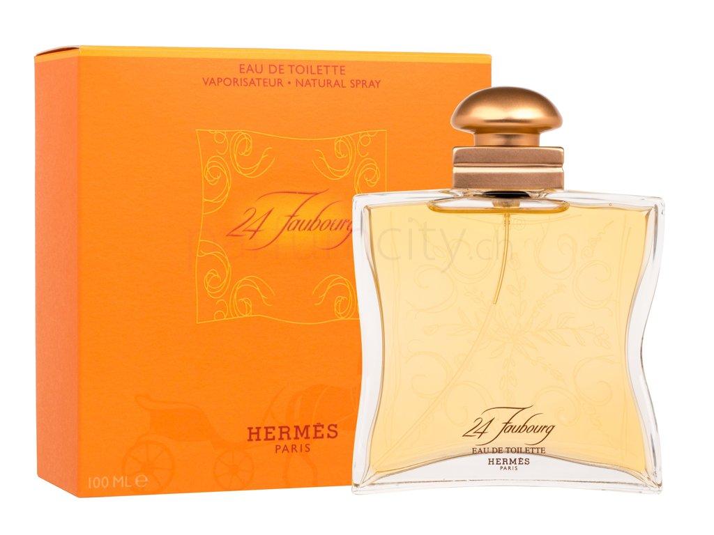 Parfumcity Ch De Eau Y76gbyf 24 Hermes Toilette Faubourg EWIeDH9Y2