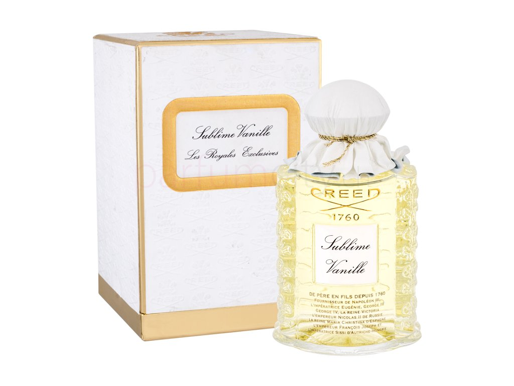 Creed Les Royales Exclusives Sublime Vanille Eau De Parfum