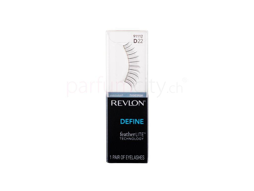 D22 Revlon Technology Define Faux Parfumcity Featherlite ch Cils VzpMSU