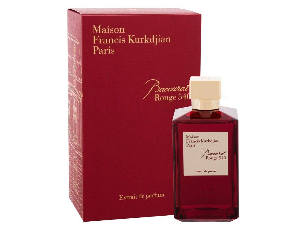 Maison Francis Kurkdjian Baccarat Rouge 20 Parfum   Parfumcity.ch
