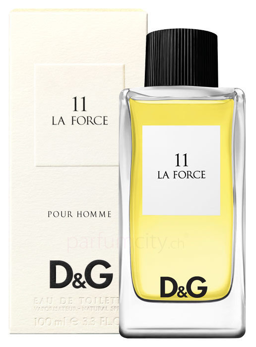 Anthology Eau La Force 11 Dolce amp;gabbana ch D Toilette Parfumcity De amp;g qjGpUMSzVL