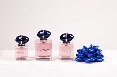 Giorgio Armani My Way – I Am What I Live