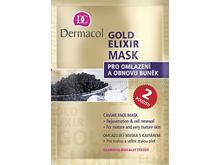 Masque visage Dermacol Gold Elixir 16 ml