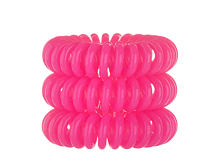 Haargummi Invisibobble The Traceless Hair Ring 3 St. Pink