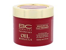 Haarmaske Schwarzkopf BC Bonacure Oil Miracle Brazilnut Oil 150 ml