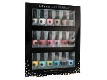 Nagellack 2K Let´s Get Colourful! 3,5 ml Sets