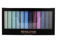 Lidschatten Makeup Revolution London Redemption Palette Mermaids Vs Unicorns 14 g