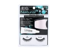 Ciglia finte Ardell Natural Demi 101 1 St. Black Sets