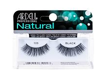Faux cils Ardell Natural 105 1 St. Black