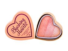 Blush Makeup Revolution London I Heart Makeup Blushing Hearts 10 g Peachy Pink Kisses