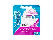 Lame de rechange Gillette Venus & Olay Sugarberry 3 St.