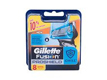 Lame de rechange Gillette Fusion Proshield Chill 4 St.