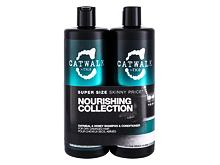 Shampoo Tigi Catwalk Oatmeal & Honey 750 ml Sets