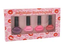 Nagellack 2K Nails With A Kiss 6 ml Sets