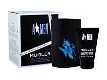 Eau de Toilette Thierry Mugler A*Men Rubber Nachfüllbar 100 ml Sets