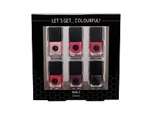 Nagellack 2K Let´s Get Colourful! Classics 5 ml Sets