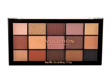Lidschatten Makeup Revolution London Re-loaded 16,5 g Velvet Rose