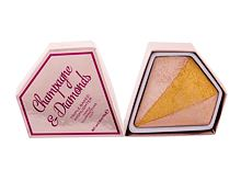 Highlighter Makeup Revolution London I Heart Makeup Triple Baked Highlighter 10 g Champagne & Diamonds