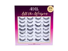 Faux cils Ardell Wispies All The Wispies 14 St. Black Sets