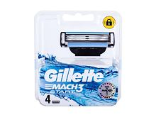Lame de rechange Gillette Mach3 Start 4 St.
