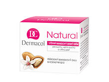 Tagescreme Dermacol Natural Almond 50 ml
