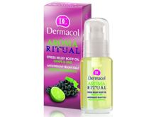 Huile de massage Dermacol Aroma Ritual Stress Relief Body Oil Grape & Lime 50 ml