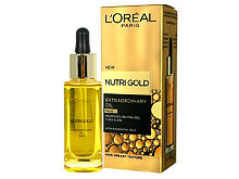 Gesichtsserum L´Oréal Paris Nutri-Gold Extraordinary Oil 30 ml