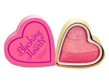Rouge Makeup Revolution London I Heart Makeup Blushing Hearts 10 g Candy Queen Of Hearts