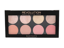 Rouge Makeup Revolution London Blush Palette 13 g Blush Goddess
