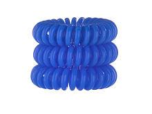 Haargummi Invisibobble The Traceless Hair Ring 3 St. Blue