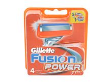 Lame de rechange Gillette Fusion Power 4 St.