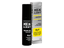Bartöl Dermacol Men Agent Beard Oil 4in1 50 ml