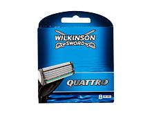 Lame de rechange Wilkinson Sword Quattro 4 St.