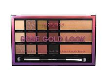 Palette de maquillage Profusion Rose Gold Look 33,6 g