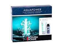 Gesichtsgel Biotherm Homme Aquapower Oligo Thermal Care 75 ml Sets