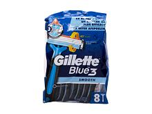 Rasoio Gillette Blue3 Smooth 8 St.