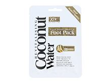 Fusscreme Xpel Coconut Water Deep Moisturising Foot Pack 1 St.