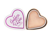 Illuminatore Makeup Revolution London I Heart Revolution Triple Baked Highlighter 10 g Golden Goddes