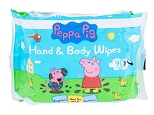 Lingettes nettoyantes Peppa Pig Peppa Hand & Face Wipes 90 St.