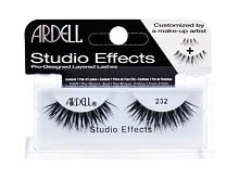 Faux cils Ardell Studio Effects 232 1 St. Black
