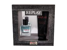 Eau de Toilette Replay Replay For Him 30 ml Sets