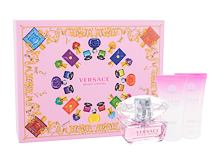 Eau de toilette Versace Bright Crystal 50 ml Sets