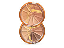 Bronzer Rimmel London Sun Shimmer 3in1 9,9 g 001 Gold Princess