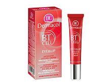 Crème contour des yeux Dermacol BT Cell Eye&Lip Intensive Lifting Cream 15 ml