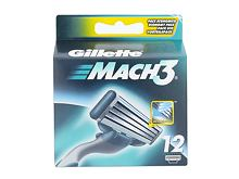 Lame de rechange Gillette Mach3 4 St.