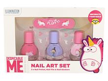 Nagellack Minions Unicorns 4 ml Sets